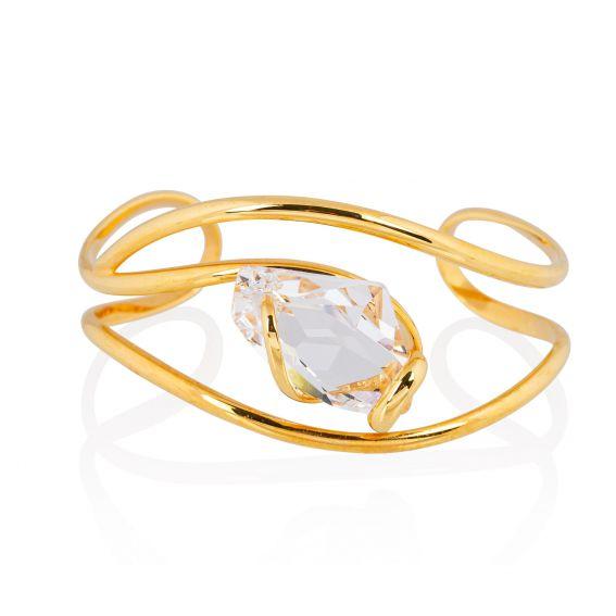 Andrea Marazzini bijoux - Bracelet cristal Swarovski Galactic Crystal