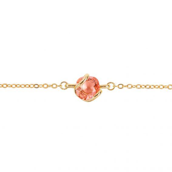 Bracelet Swarovski red siam