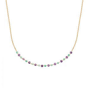 Collier pl-or 750 3mic pv