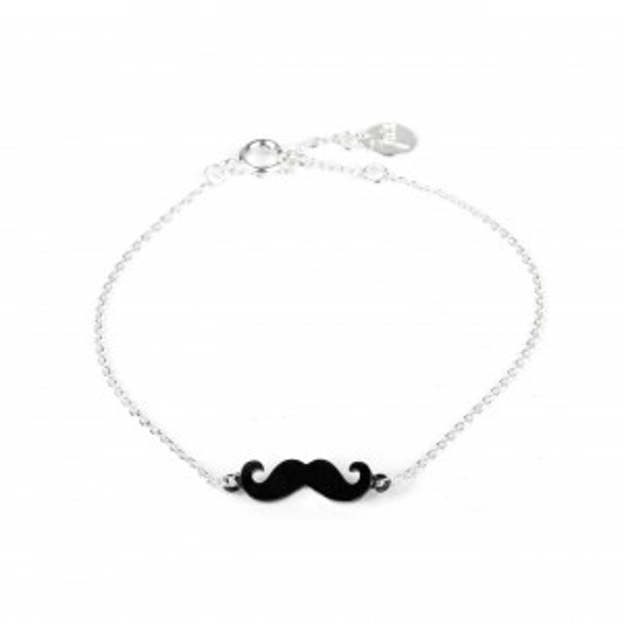 Bracelet moustache 7bis