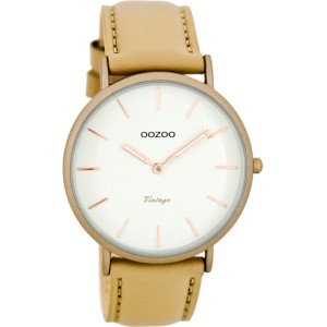 Montre Oozoo Timepieces C7735 sand/white/rose - Marque Oozoo