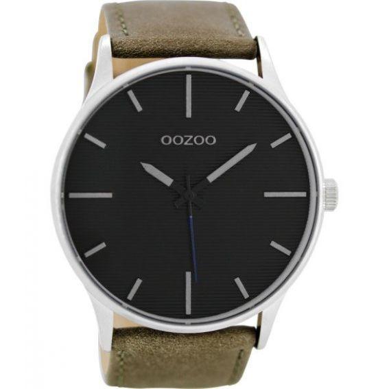 Montre Oozoo Timepieces C8551 grey/black - Montre de la marque Oozoo