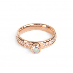 Melano - Melano Tracy Ring with stone AB