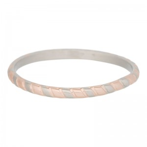iXXXi - Two-tone silver and pink