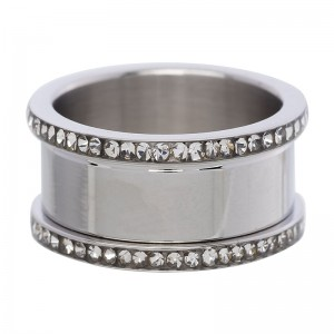 iXXXi - iXXXi Base 10mm silver zirconium