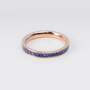 Melano - American Alliance pink and blue stones