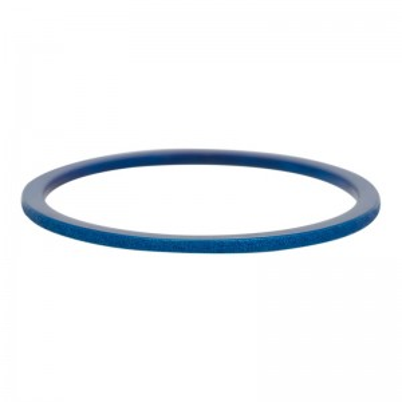 iXXXi - 1mm blue sandblasted iXXXi