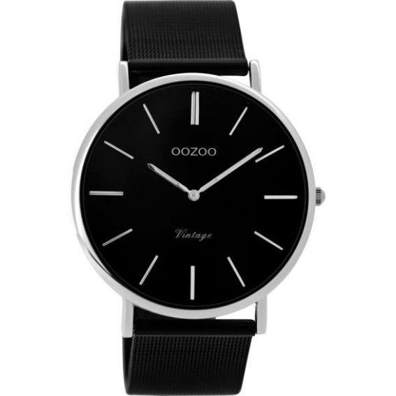 Montre Oozoo Timepieces C8865 black - Marque de montre Oozoo